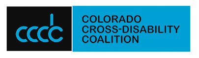 CCDC Logo, Colorado Cross-Disability Coalition